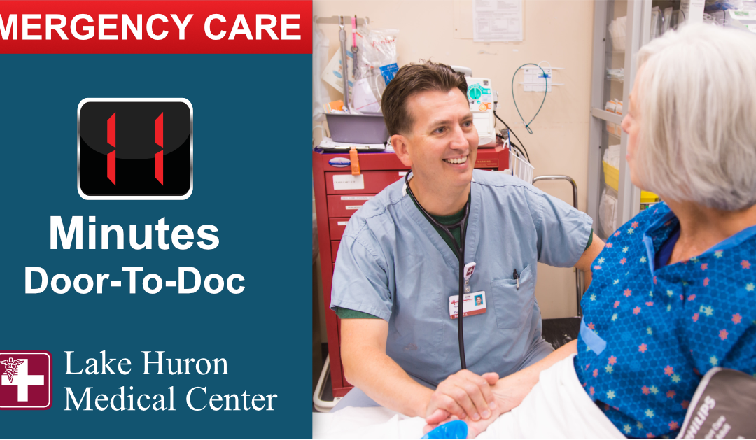 Emergency Care…Within Minutes