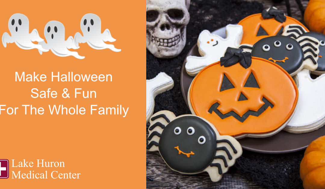 Make Halloween Safe and Fun for Everyone in the Family