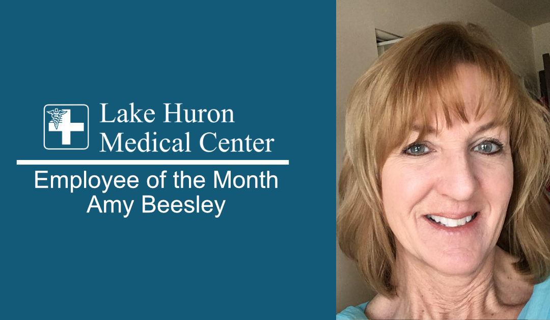 Join Lake Huron Medical Center in Honoring January Employee of the Month!