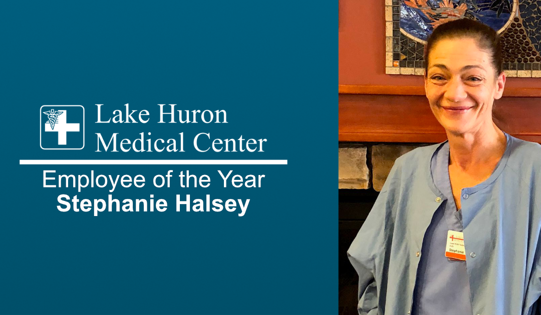 Lake Huron Medical Center Honors Employee of the Year