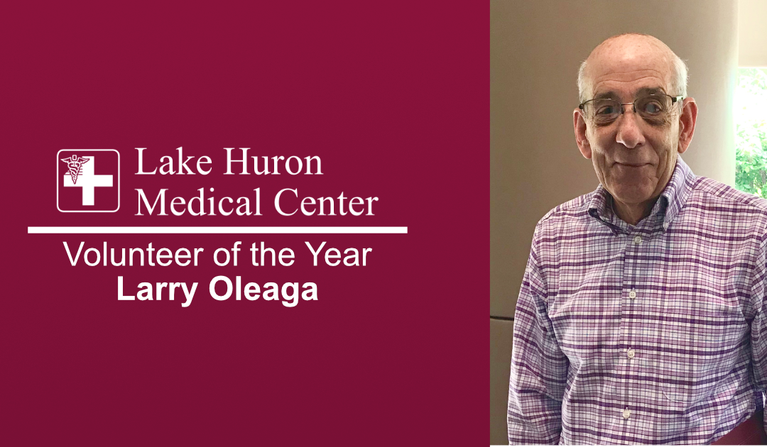 Lake Huron Medical Center Honors Volunteer of the Year