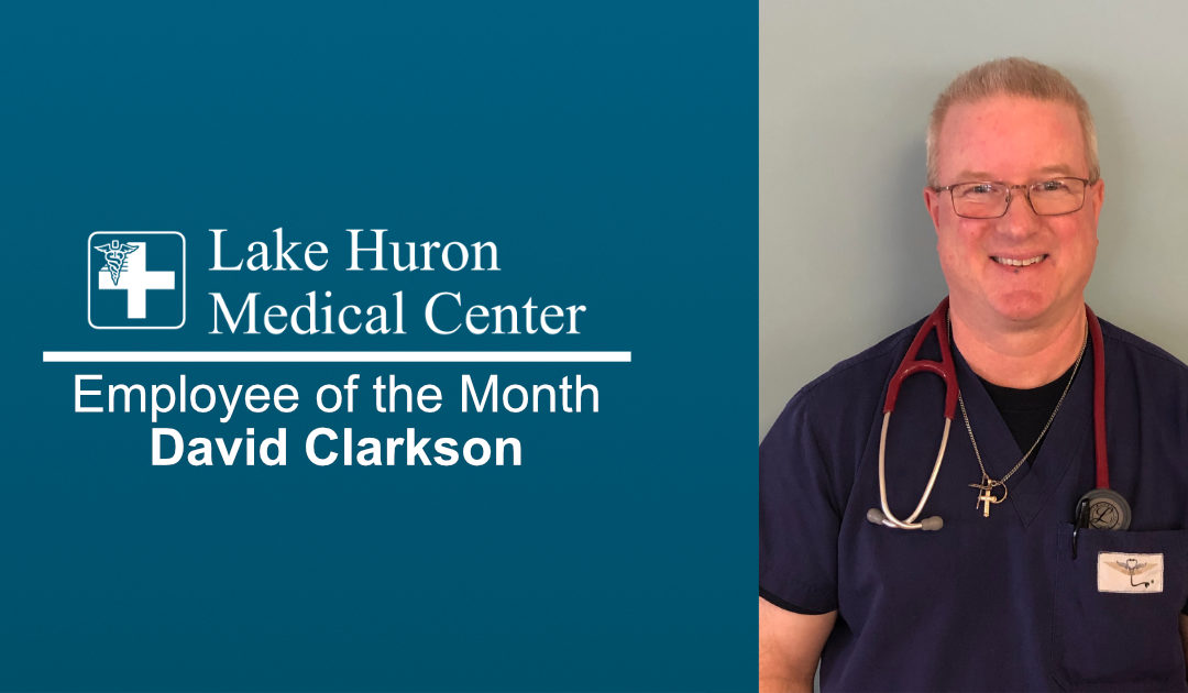 Lake Huron Medical Center Honors March 2019 Employee of the Month