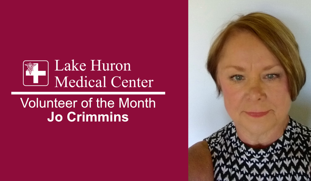 Lake Huron Medical Center Honors June 2019 Volunteer of the Month