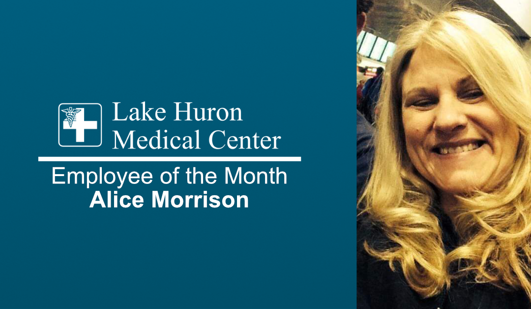 Lake Huron Medical Center Honors July 2019 Employee Month