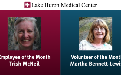 May 2020 Employee & Volunteer of the Month