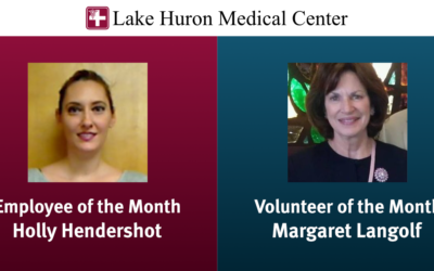 June 2020 Employee & Volunteer of the Month