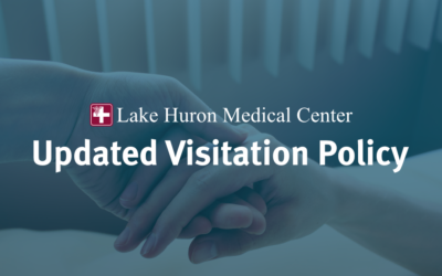 Visitation Policy Update