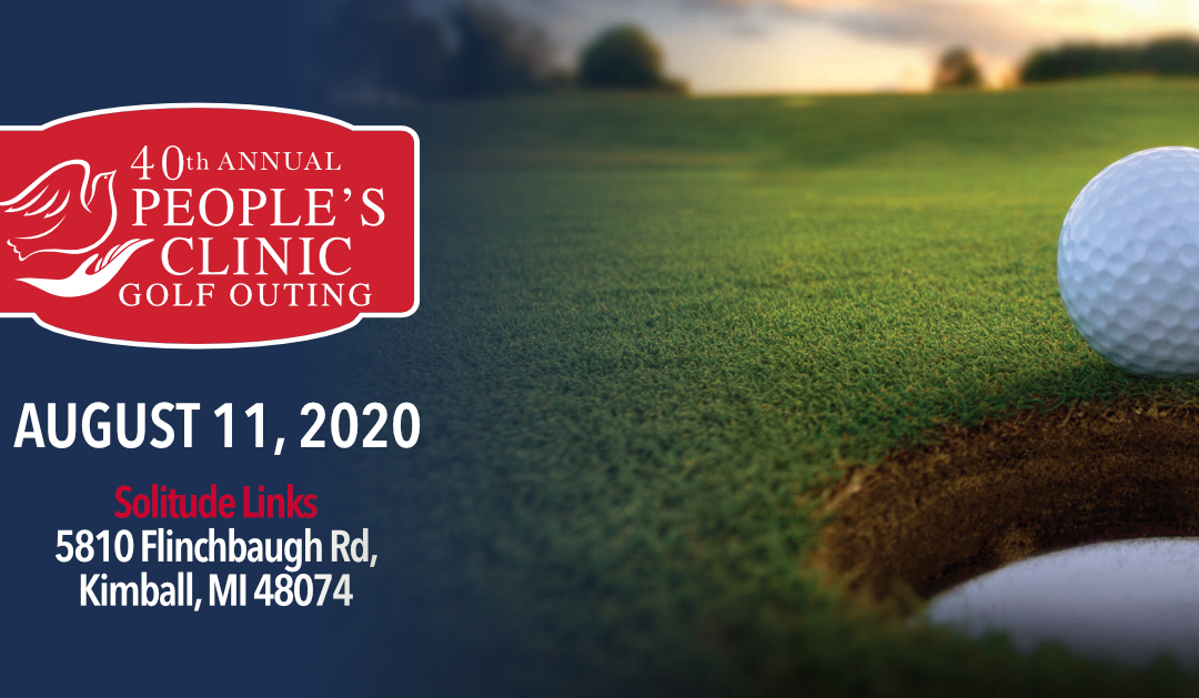 40th Annual People's Clinic Golf Outing