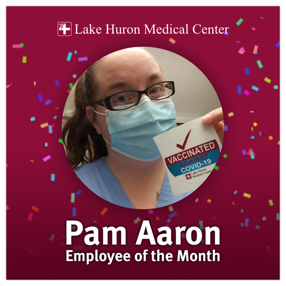 April 2021 Employee of The Month